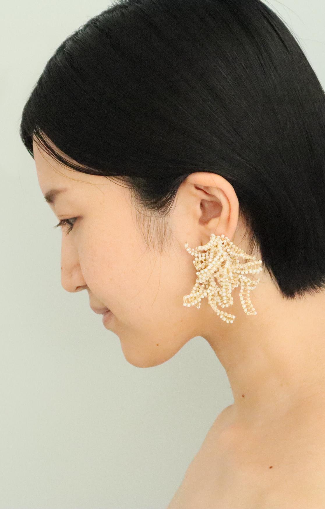 Earring 朝