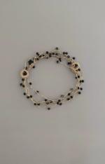 Sazanami Blackonyx Necklace