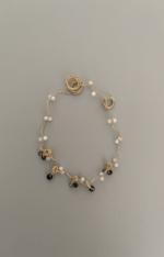 Rhythm Bracelet Queenconcierge Blackonyx Torumarin